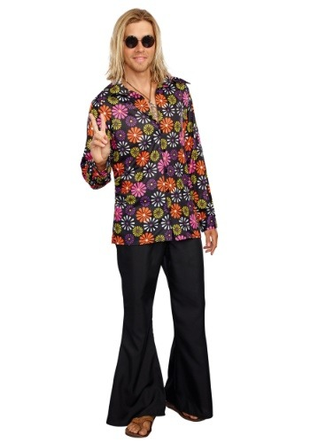 Image of Groovy Guy Men's Costume