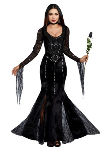 womens mortuary mama costume