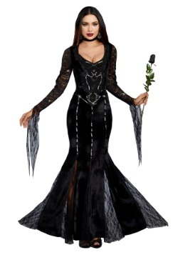 womens mortuary mama costume - Quick Scary Halloween Costumes
