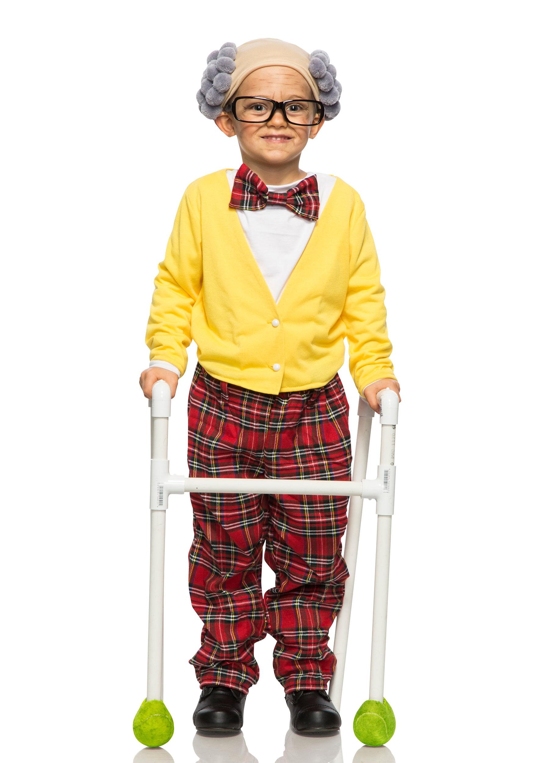 83f24f11f6 Old Man Costumes - Funny