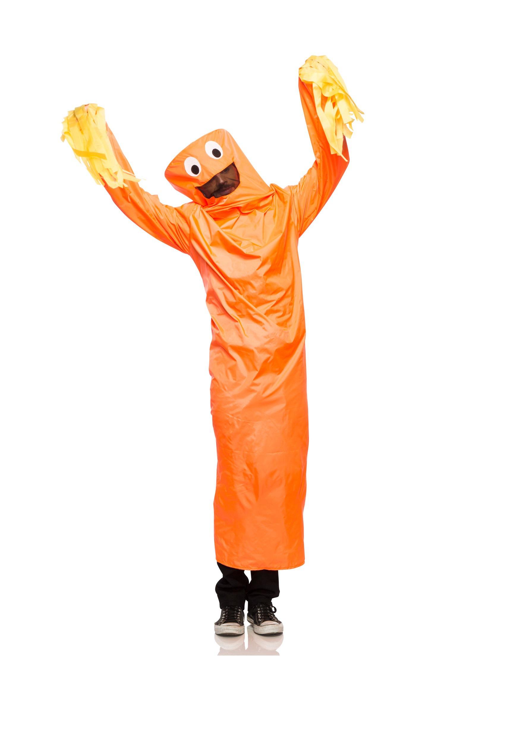 wacky waving arm man costume for adults