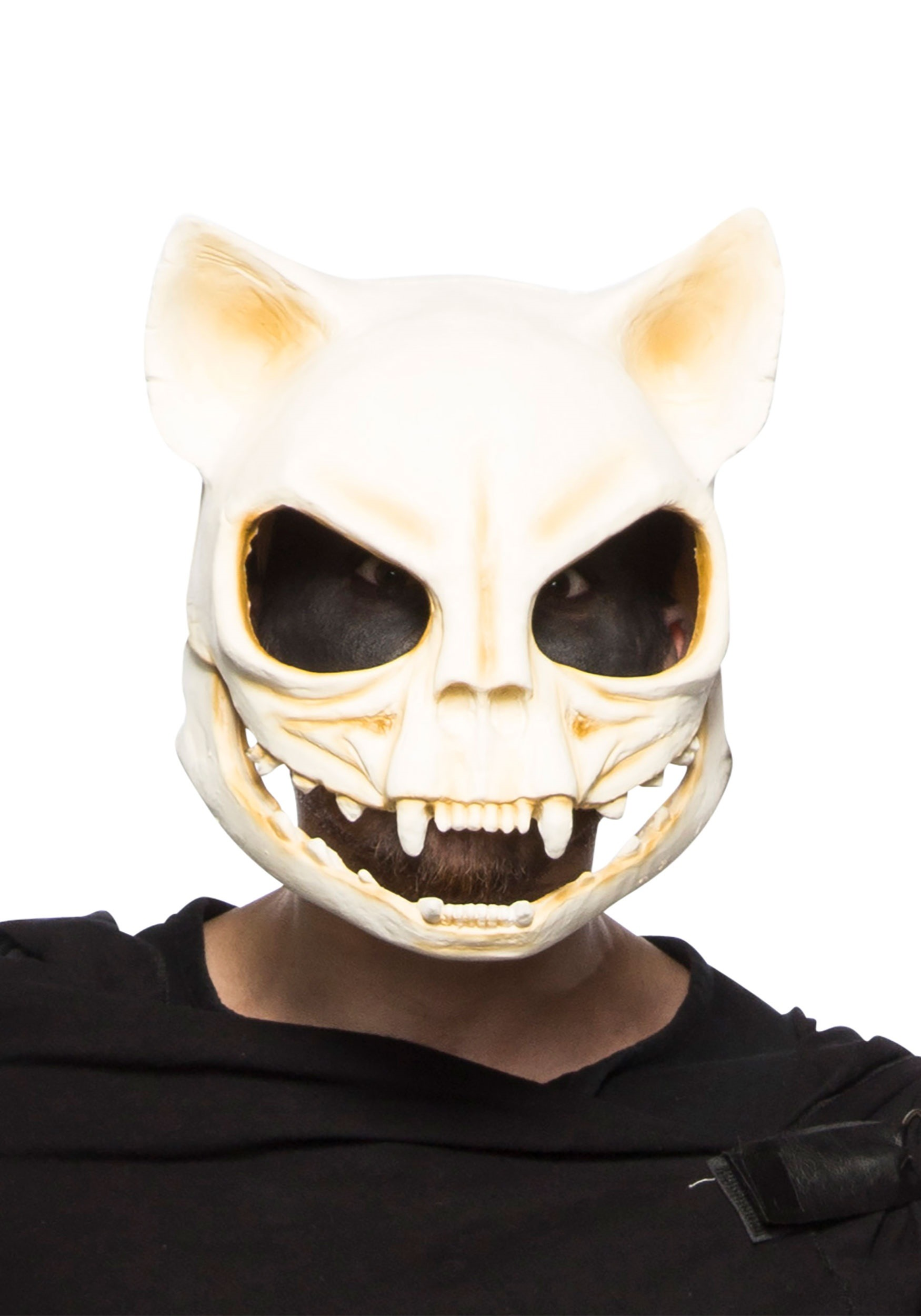 Cat Skull Mask for Adults