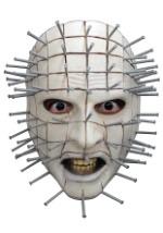 Hellraiser Pinhead Face Mask