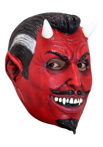 Image of El Diablo Mask for Adults