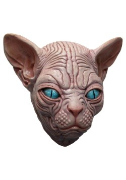 Adult Sphynx Cat Mask