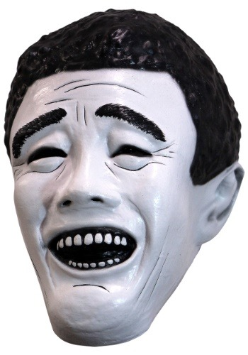 Click Here to buy Yao Ming Face Meme Mask for Adults from HalloweenCostumes, CDN Funds