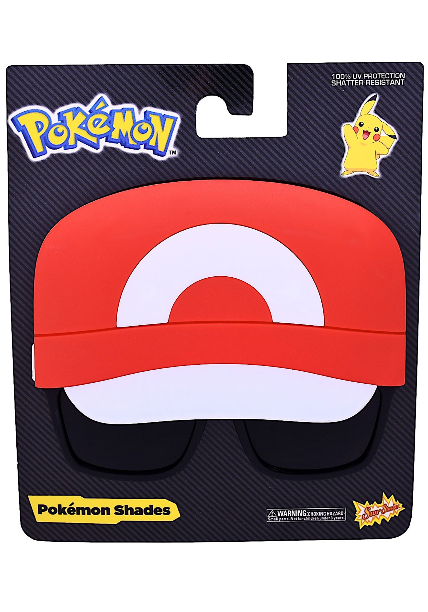 2427e928baa Ash Ketchum Sunglasses from Pokemon