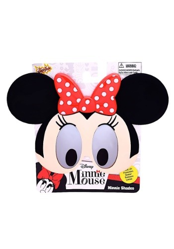 Click Here to buy Disney Minnie Mouse Sunglasses from HalloweenCostumes, USA Funds & Shipping