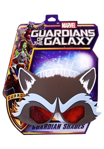 Click Here to buy Guardians of the Galaxy Rocket Raccoon Sunglasses from HalloweenCostumes, USA Funds & Shipping