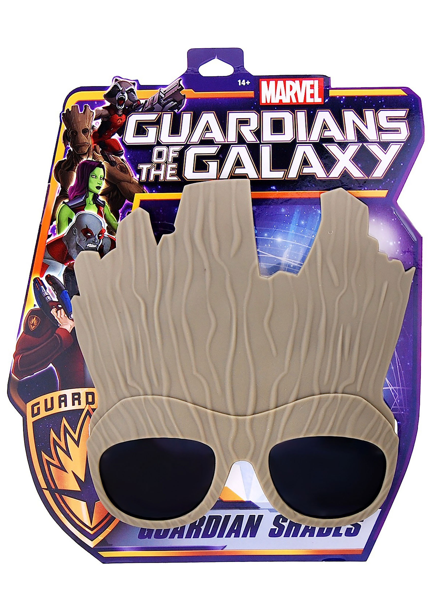 Guardians of the Galaxy Groot Sunglasses HWSG2411