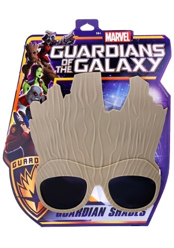 Click Here to buy Guardians of the Galaxy Groot Sunglasses from HalloweenCostumes, USA Funds & Shipping