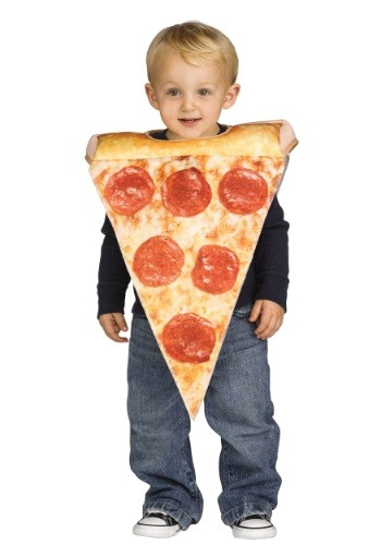 Toddler Pizza Slice Costume
