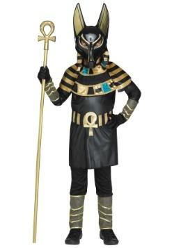Anubis Boys Costume