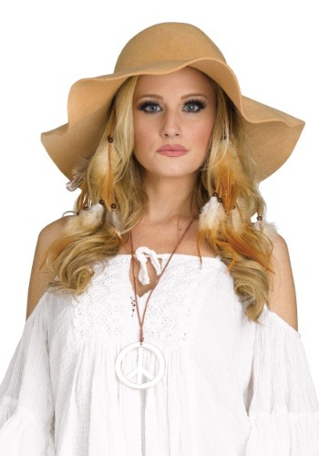 Image of 70s Floppy Hat for Adults