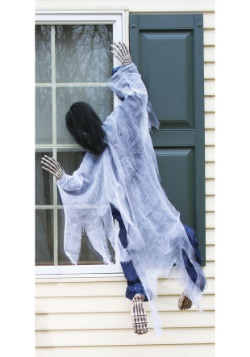 Witch Window Hanging Decoration