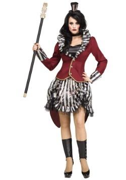 Women's Freakshow Ringmistress Costume