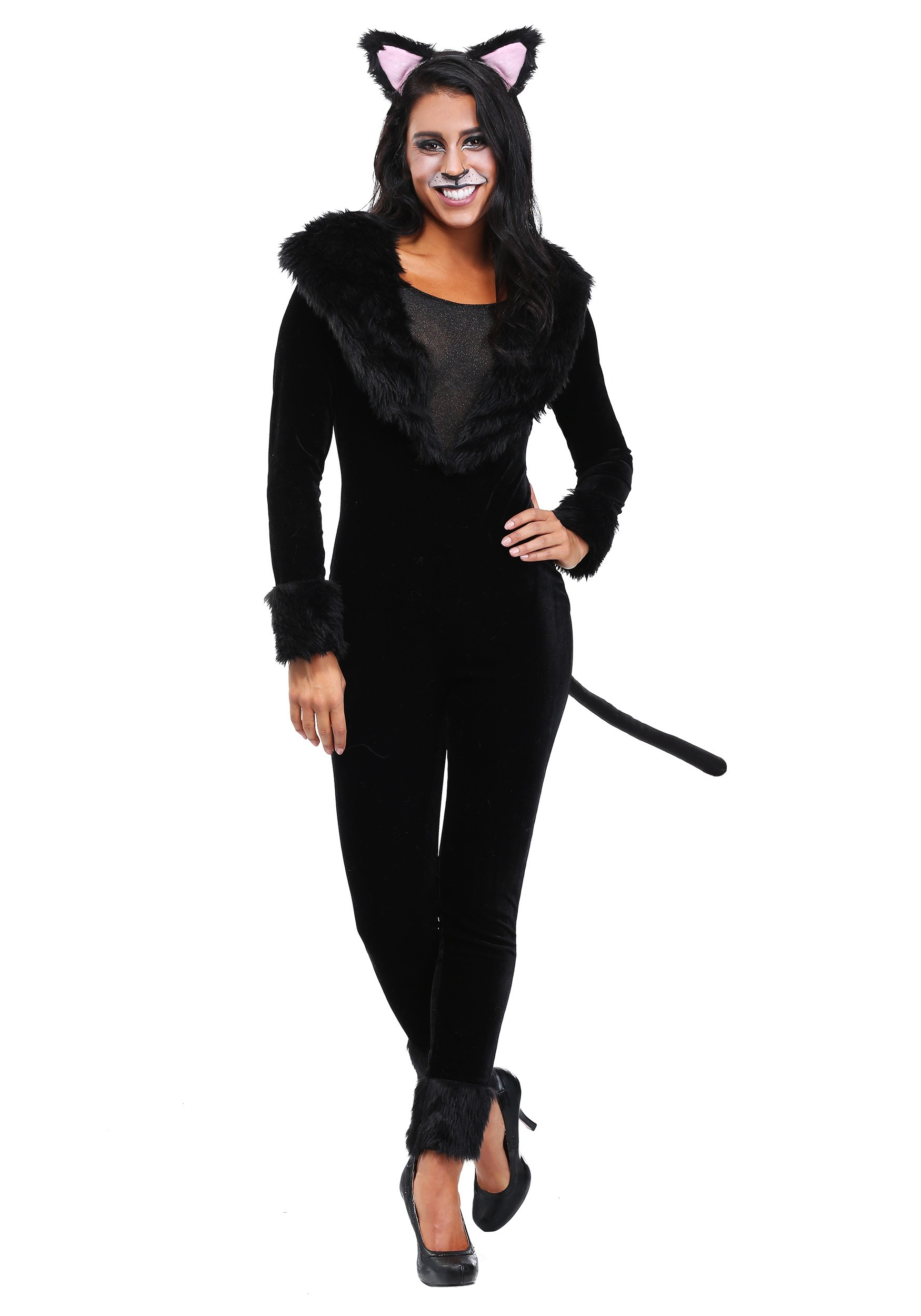 Sly Cat Costume for Women c613ffcbef