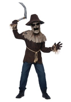 Nightmare Scarecrow Boys Costume