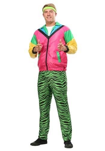 Mens 80s Jock Costume