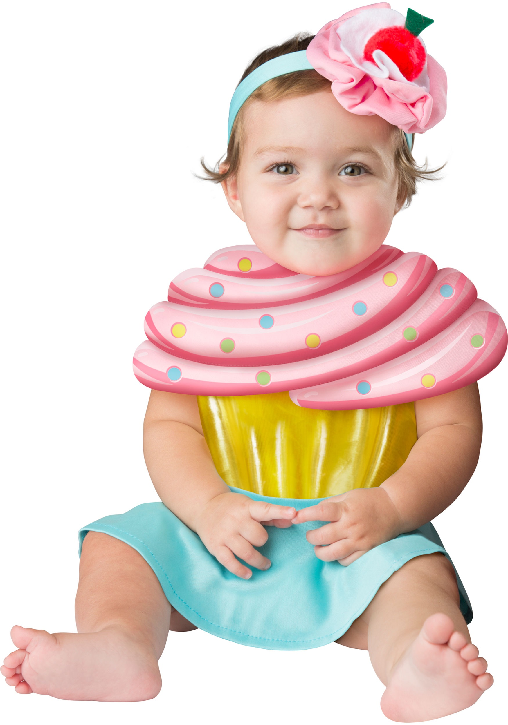 sc 1 st  Halloween Costumes & Infant Cupcake Cutie Costume