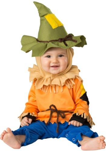 Infant Scarecrow Costume