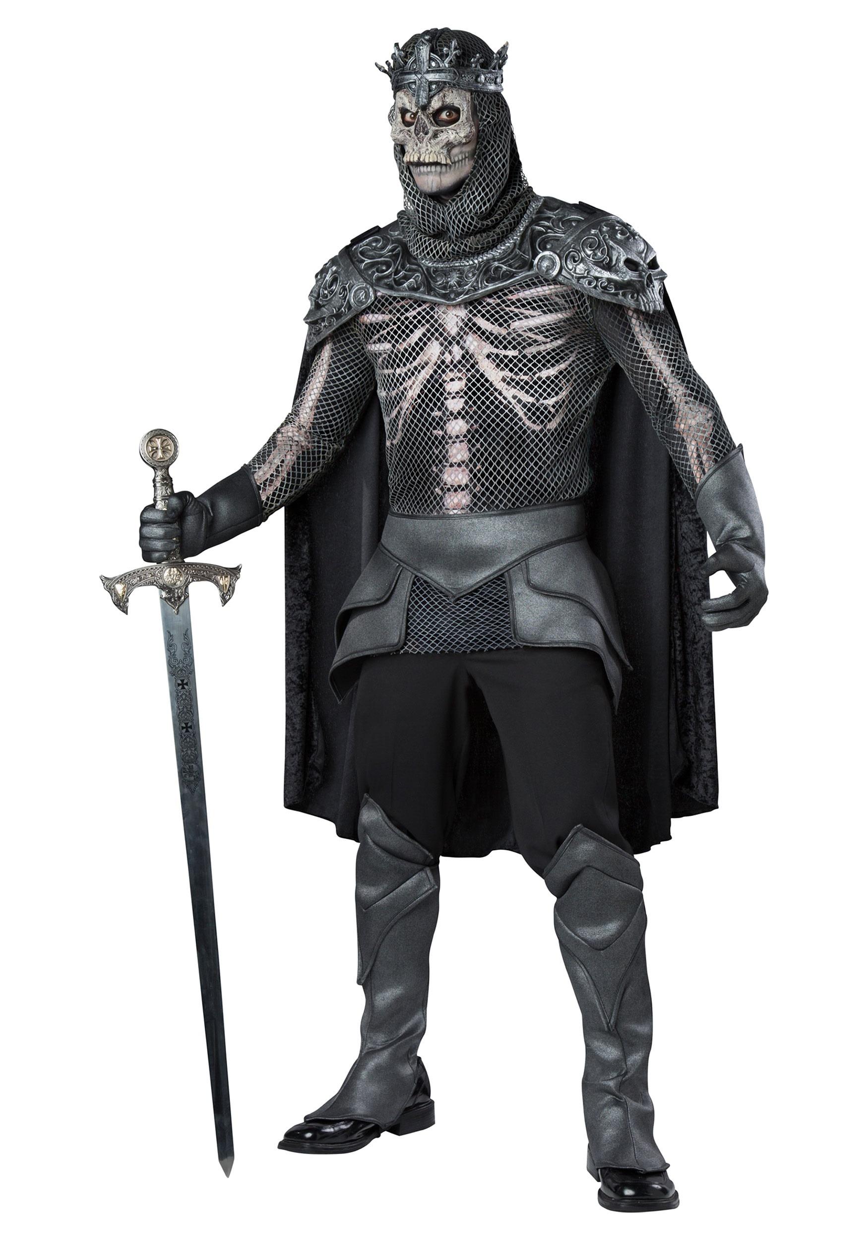 003b5193f54 Mens Skeleton King Costume