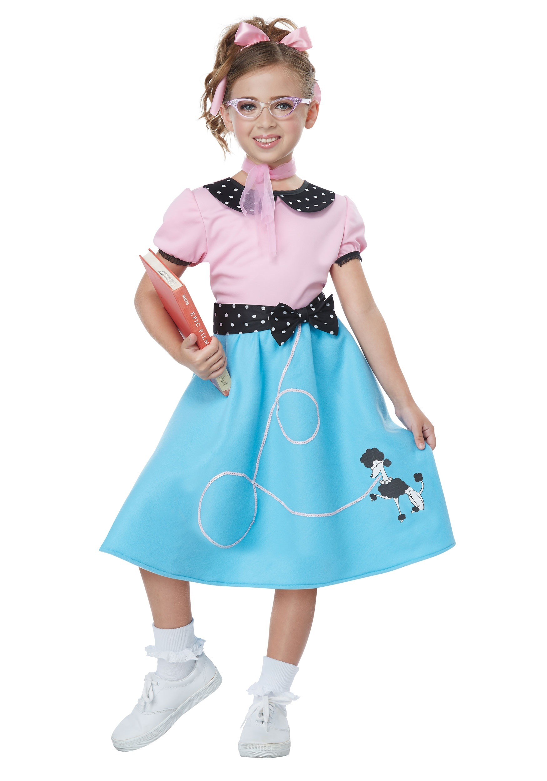 32f4d39e232 Poodle Skirts - 50 s Fashion - HalloweenCostumes.com