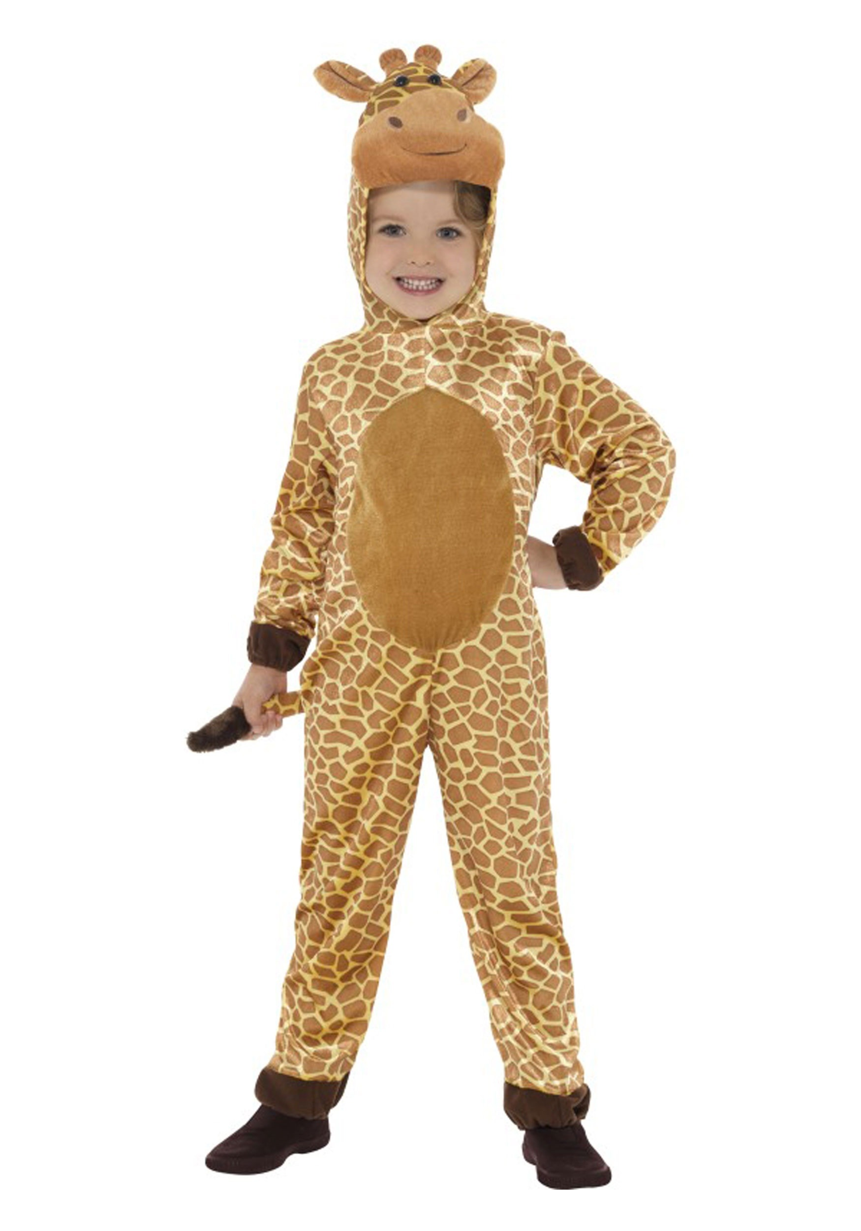 Kids Giraffe Costume  sc 1 st  Halloween Costumes & Giraffe Kids Costume