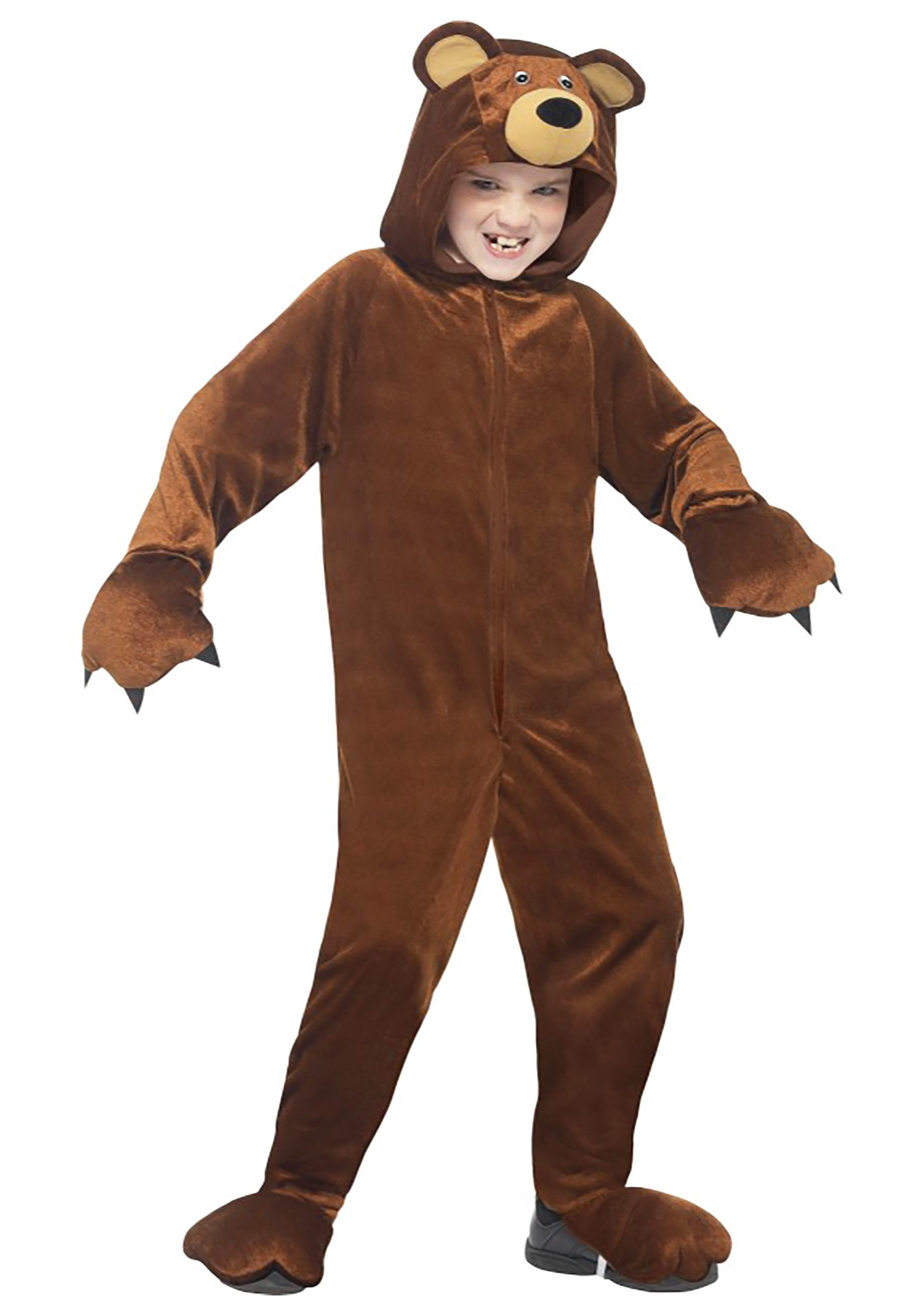 Kids Bear Costume  sc 1 st  Halloween Costumes & Bear Costume for Kids