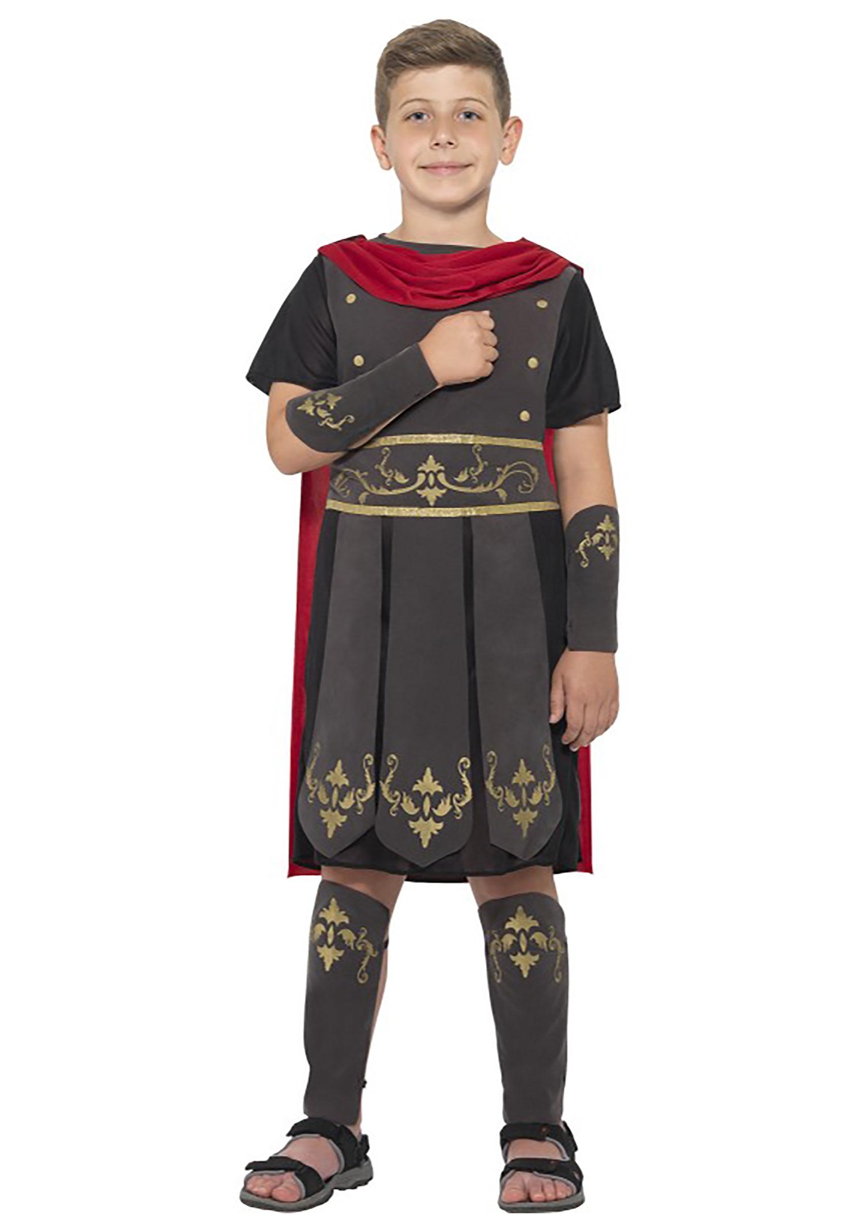 6423fd46ffa Boys Roman Soldier Costume