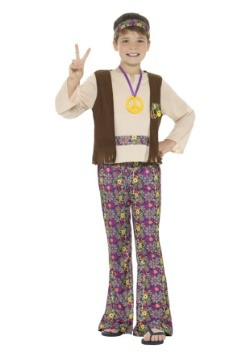 Boy's Hippie Costume