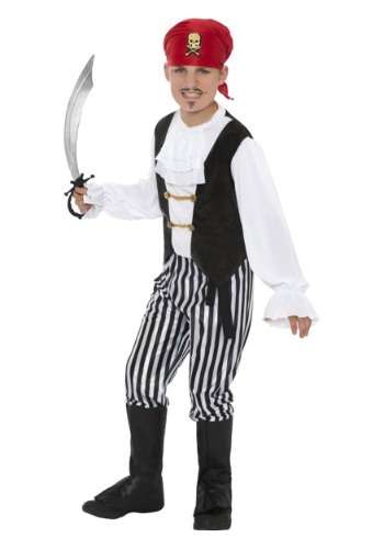 Pirate Costume for Boys