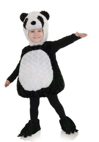 Click Here to buy Panda Costume for Toddlers from HalloweenCostumes, CDN Funds