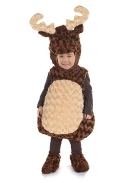 Toddler Moose Costume Update 1