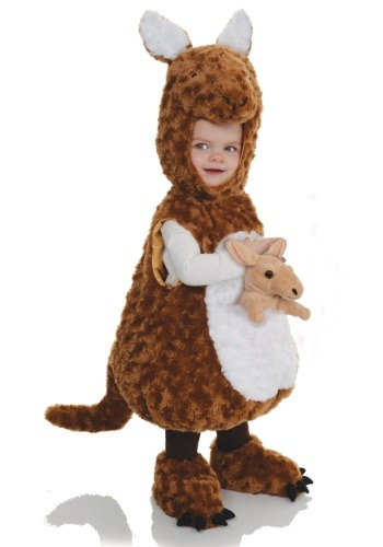 Toddler Kangaroo Bubble Costume