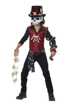 Voodoo Hex Boys Costume