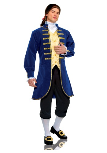 Men 39 s aristocrat costume - Deguisement la belle et la bete adulte ...