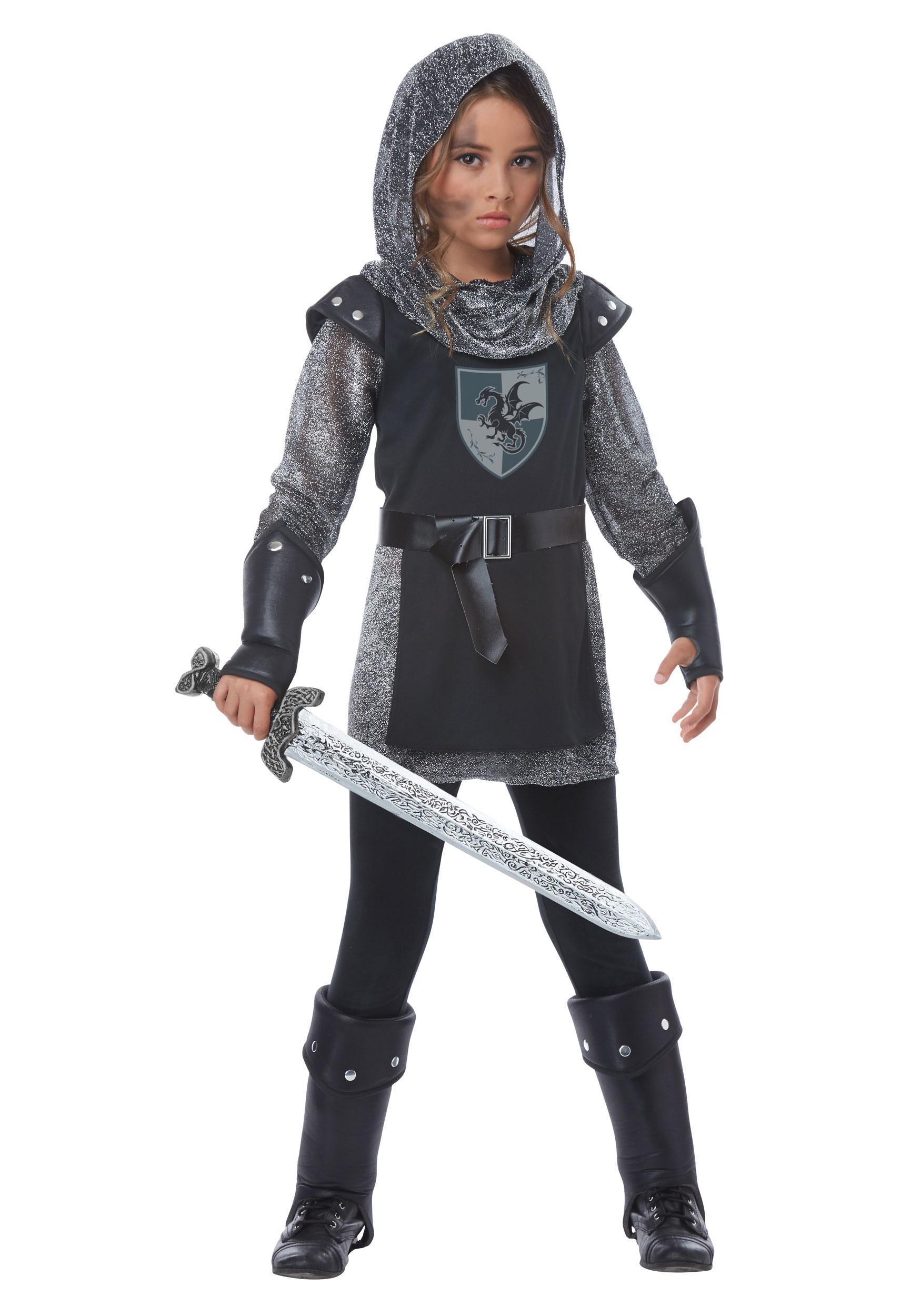 Girls Noble Knight Costume  sc 1 st  Halloween Costumes & Child Renaissance Costumes - Childrenu0027s Renaissance Costume