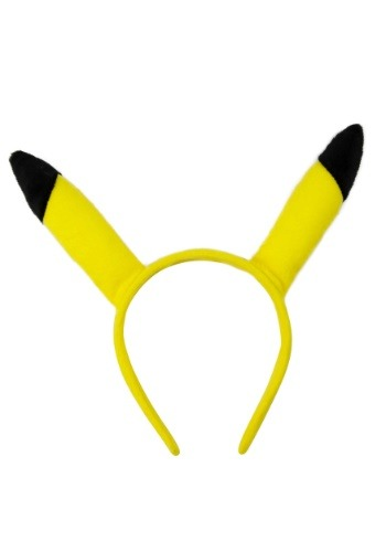 Click Here to buy Pikachu Head Band from Pokemon from HalloweenCostumes, CDN Funds