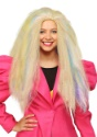 Women's 80's Crimped Wig