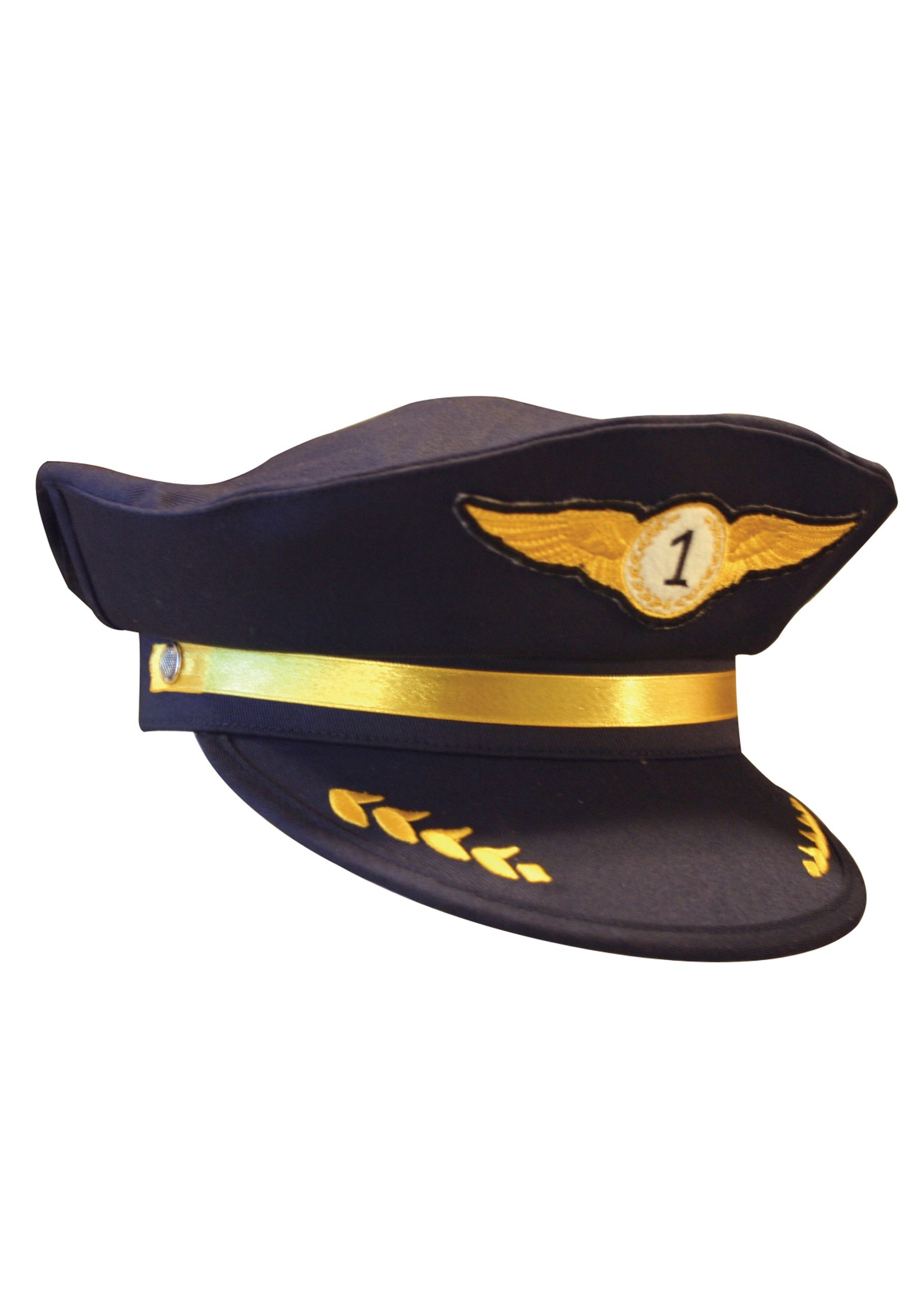 Airline Pilot Hat for Kids 93b5460ea0b