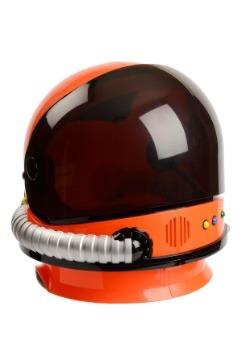Kids Orange Astronaut Helmet