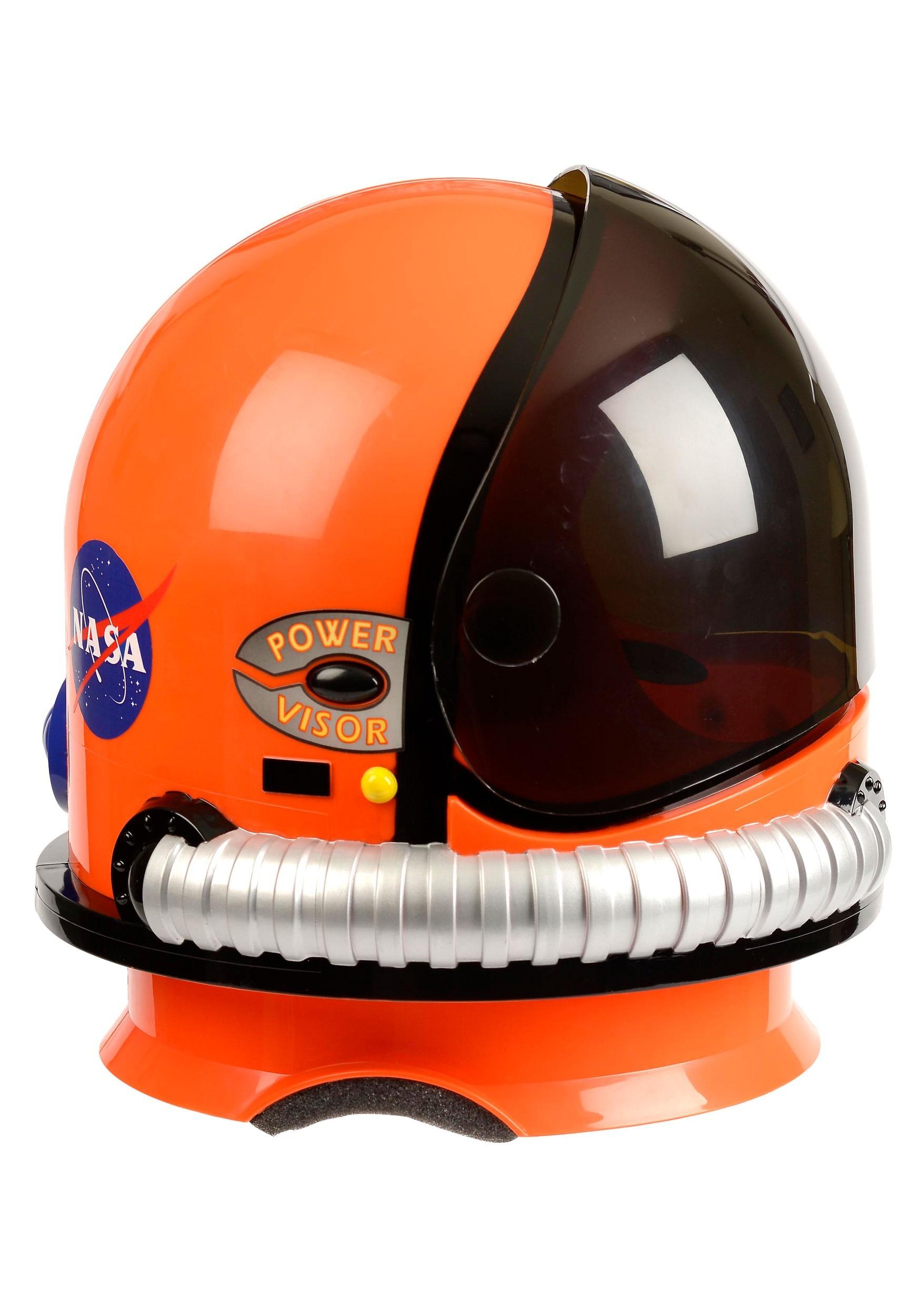 Child Orange Astronaut Helmet Child Orange Astronaut Helmet ...  sc 1 st  Halloween Costumes & Orange Astronaut Helmet for Kids