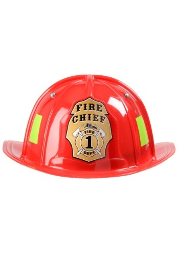 Click Here to buy Kids Basic Firefighter Helmet from HalloweenCostumes, USA Funds & Shipping
