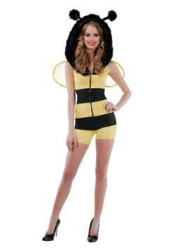 Bumble Bee Babe Womens Costume1