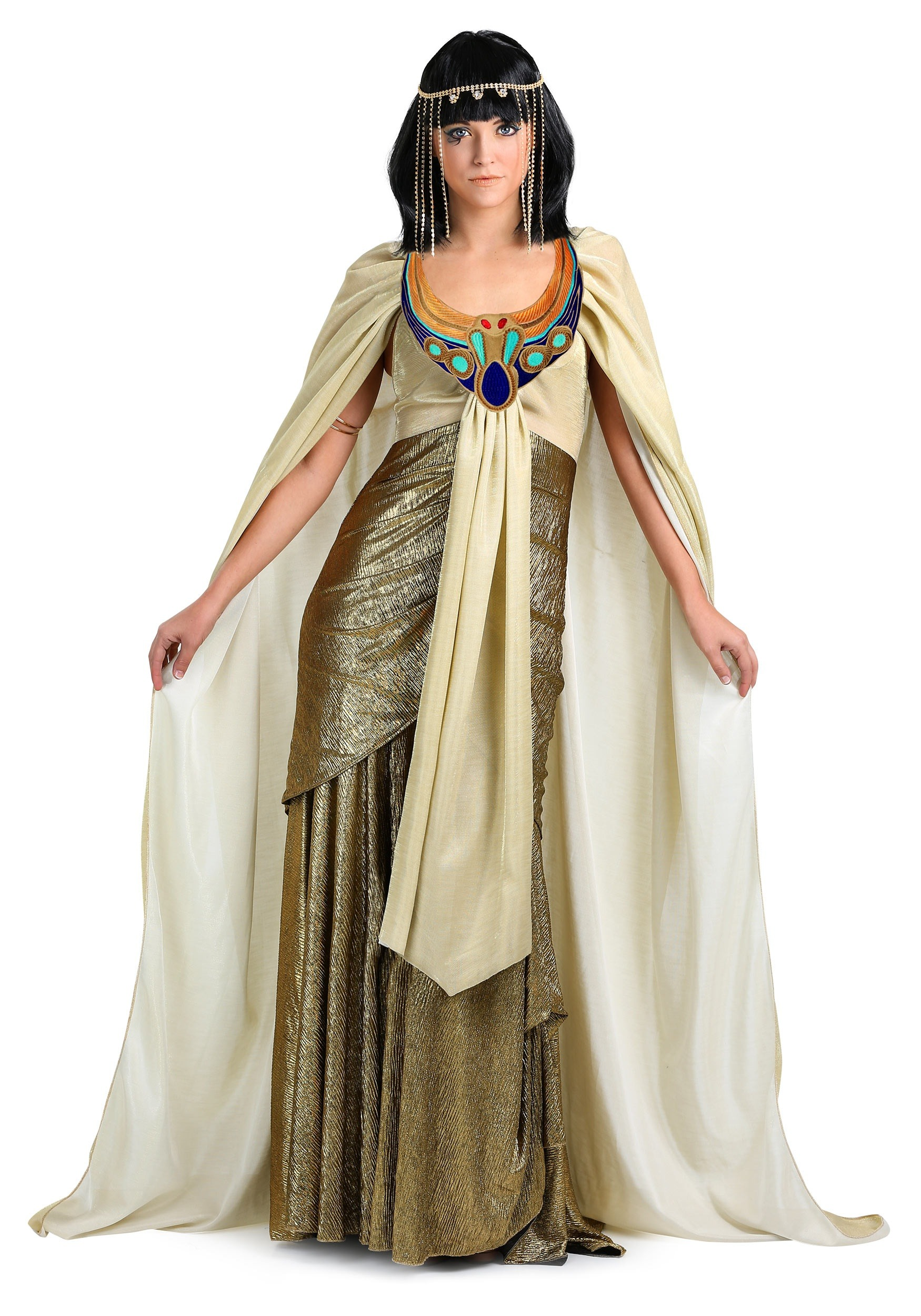 cleopatra black dress ladies dp amazon fancy gold halloween costume outfit up co uk cute party clothing
