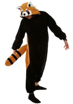 Adult Red Panda Kigurumi