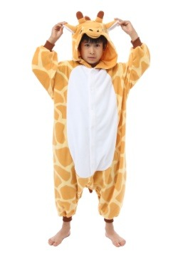 Child Giraffe Kigurumi Update1