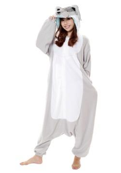 Wolf Kigurumi Adult Costume