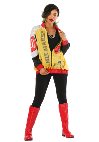 Plus Size Women's Push it Pop Star Costume